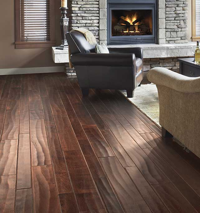 Flooring Trends Texured Floors by Mohawk Flooring