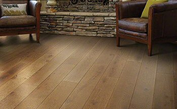 Oak Hardwood Flooring, Oil Finish Hardwood Flooring, Wide Plank Styles by Shaw