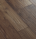 Black Walnut Natural - Distressed Hardwood Flooring - Hand Scraped Hardwood Flooring - Homerwood