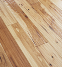 Hickory Natural - Distressed Hardwood Flooring - Hand Scraped Hardwood Flooring - Homerwood