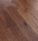 Hickory Saddle - Distressed Hardwood Flooring - Hand Scraped Hardwood Flooring - Homerwood